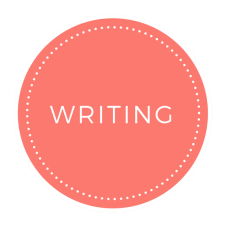 portfolio category - writing